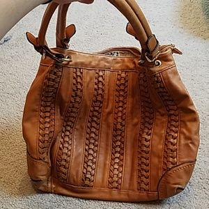 Big Buddha Leather Bag
